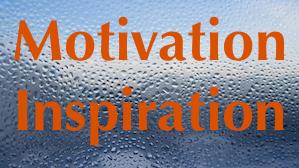inspiration und motivation