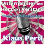 Podcast Klaus Pertl