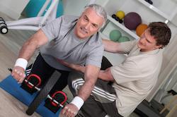 körperliches training
