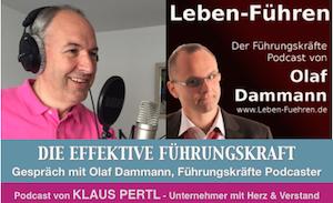 Klaus Pertl Podcast Olaf Dammann