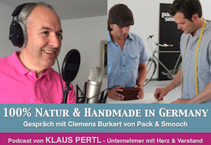 100% Natur und Handmade in Germany