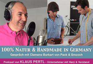 100% Natur und Handmade in Germany