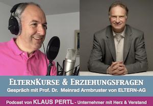 elternkurse - podcast mit meinrad armbruster