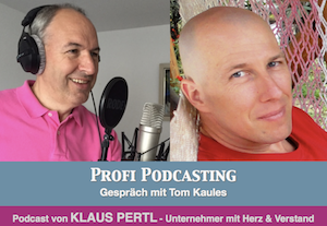 Profi Podcaster